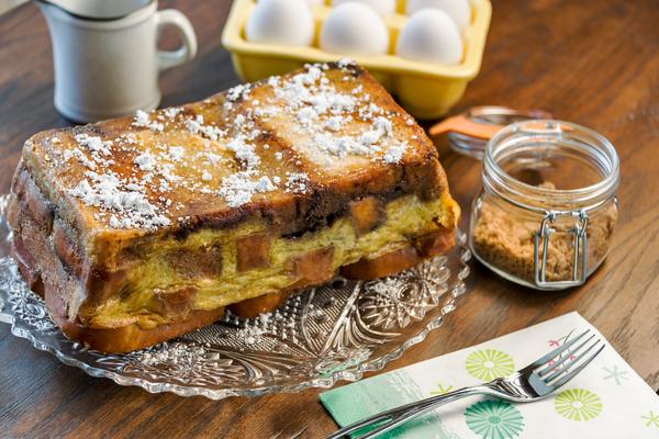 Brunch Recipe: Brown Sugar French Toast Loaf