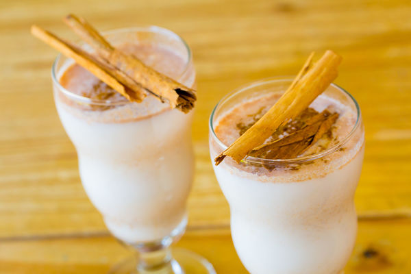 Winter Warm-Up Recipe: Hot Breakfast Horchata