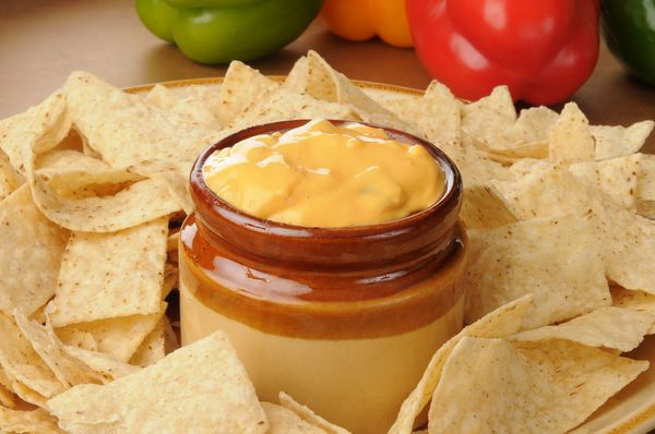 Grown Up Game Day Cheesy Beer Dip