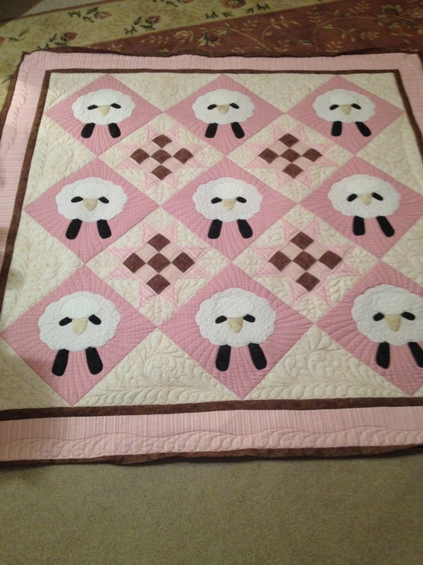 Our Favorite Animal Quilts!