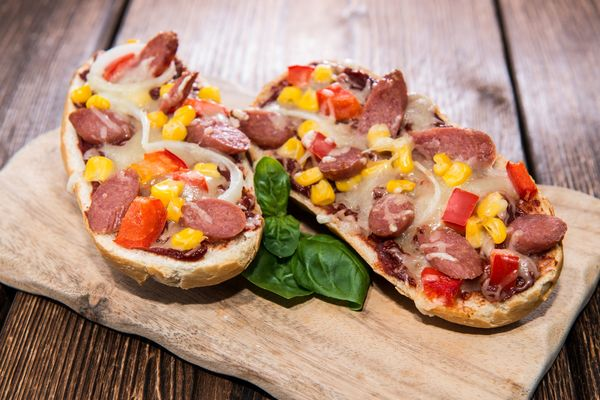 Prepare Your Week Recipe: Flavorful French Bread Pizzas
