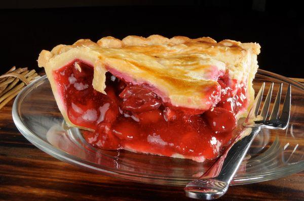Scrumptious Pie Recipe: Home Made Tart Cherry Pie