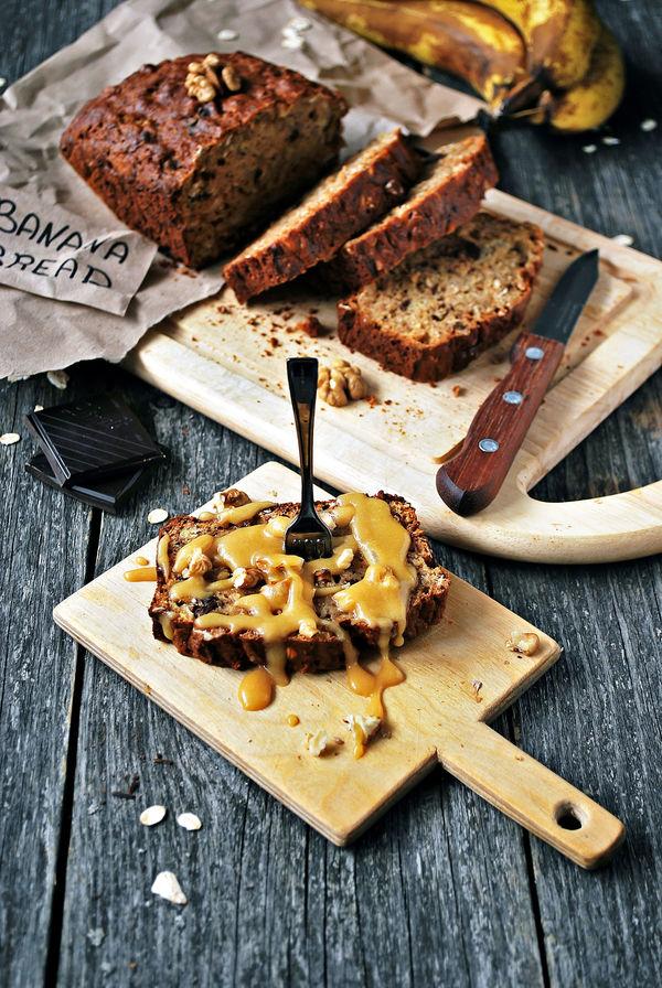 Totally Delicious And Healthy Recipe: Grain-Free Paleo Banana Bread