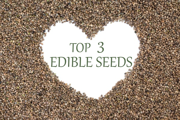 3 Edible Seeds That You Need To Try