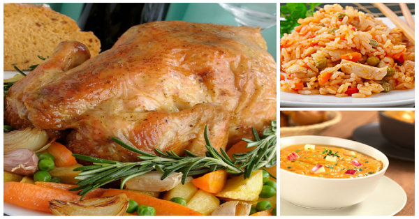 Great Family Recipe: 3 Dinners In 1 Dish