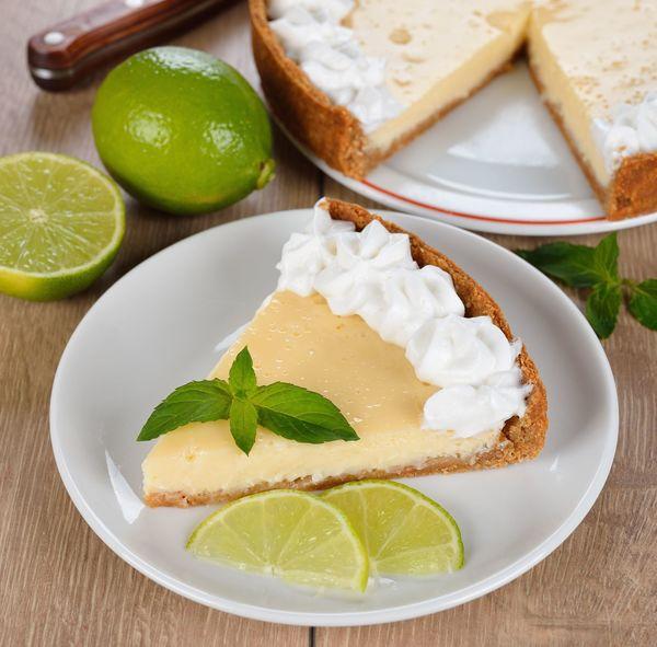 Classically Tart Dessert: Zesty And Creamy Key Lime Pie