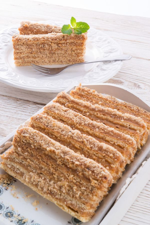 Delicious Southern Dessert Sky High Layered Caramel Cake