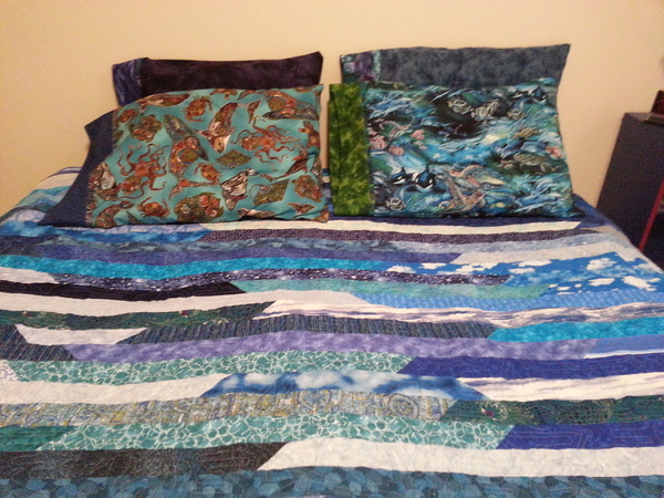 Life Underwater - Check Out These Stunning Sea-Themed Quilts!