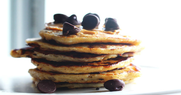 The Tastiest Gluten-Free Breakfast: 3-Ingredient Mini Banana Pancakes