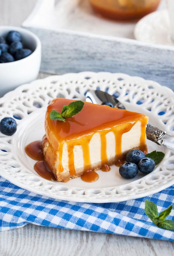 Absolute Must-Have Dessert: Caramel Dulce De Leche Cheesecake