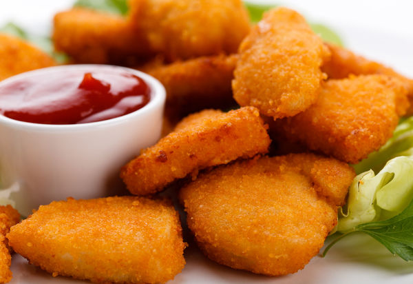 These Chicken Nuggets Taste So Good, You Won't Even Notice They're Gluten-Free!