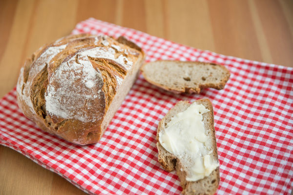 With This Crazy Easy Recipe You'll Be Making Bread Like A Pro Baker In No Time!