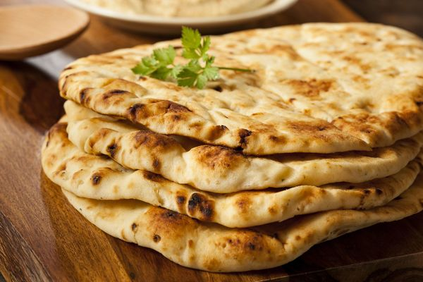 We Bet You Didn't Know You Could Make Delicious Naan At HomeAnd It's Crazy Simple!