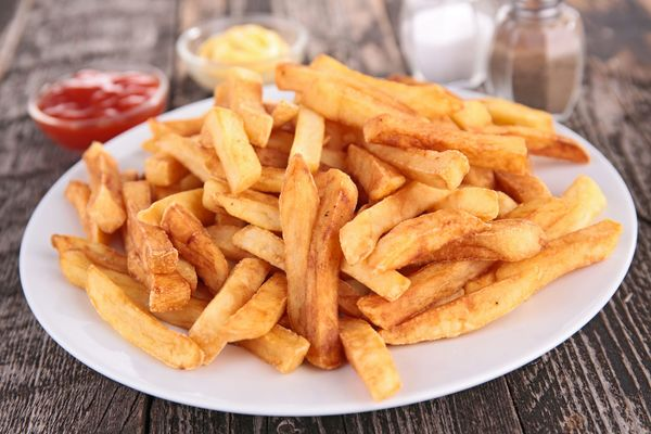 Forget Frying Them!! We've Got A New Way To Make French Fries!!