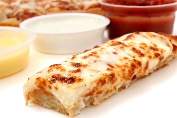 The Perfect Combo You Never Thought Of - Garlic Bread Pizza Sticks