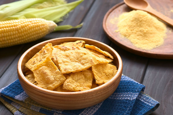 Top Off Taco Night With These Delicious Homemade Tortilla Chips...Just Make Sure To Make Extra!!