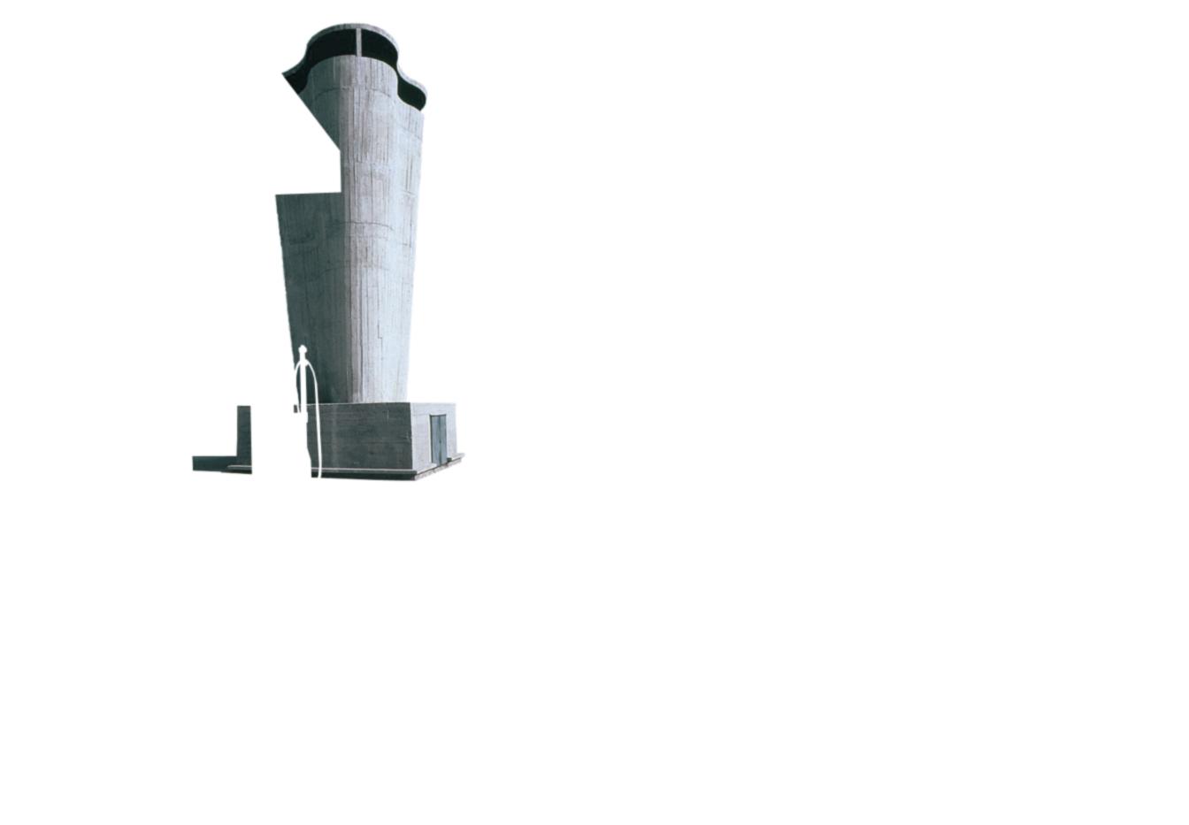 Corb tower.jpg