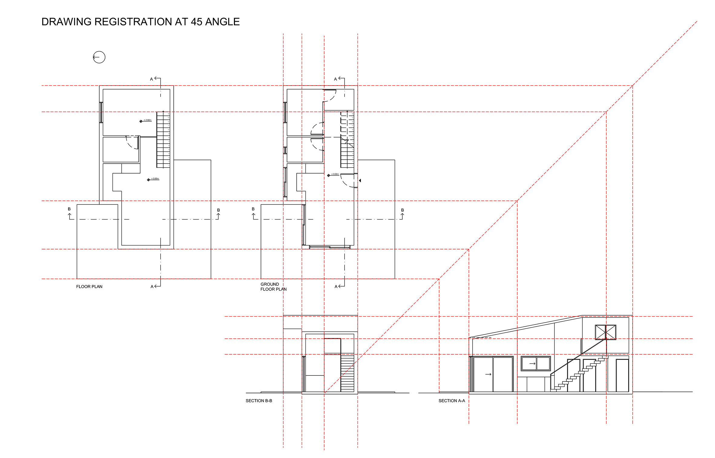 Course200c F14 Steinfeld Session 938596 Studiomaven Drawing Scale Diagrams Registration 45 Degree