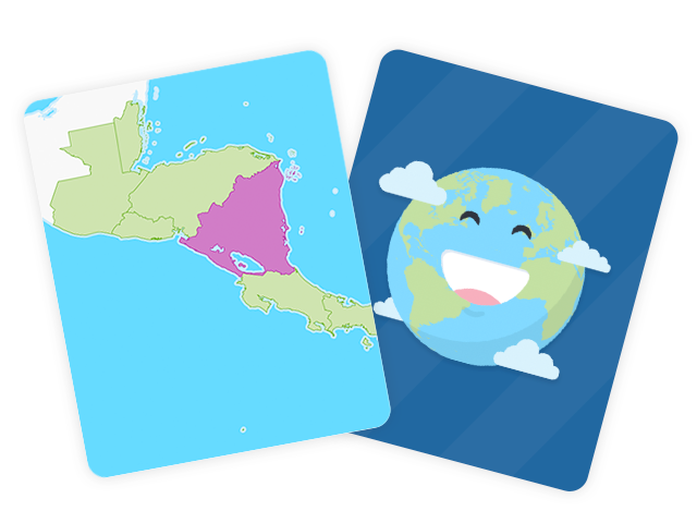 Central America Flashcards
