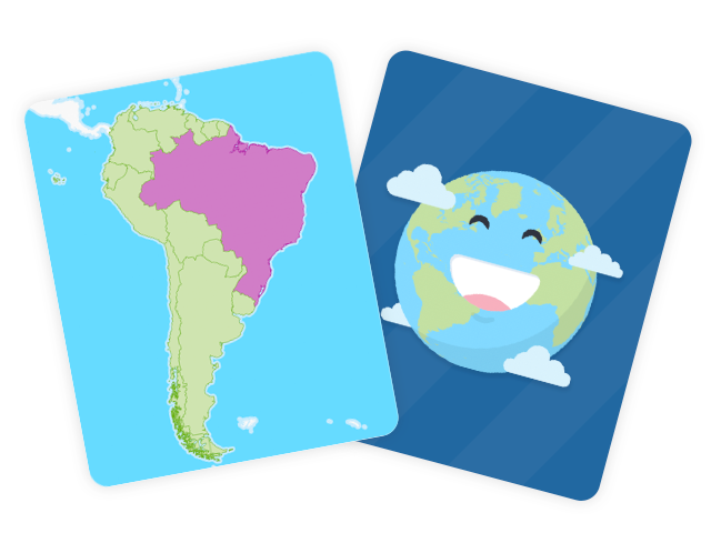 South America Flashcards
