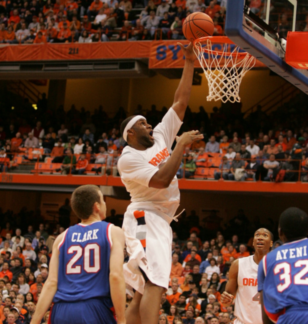 Arinze Onuaku Men S Basketball Syracuse University Athletics