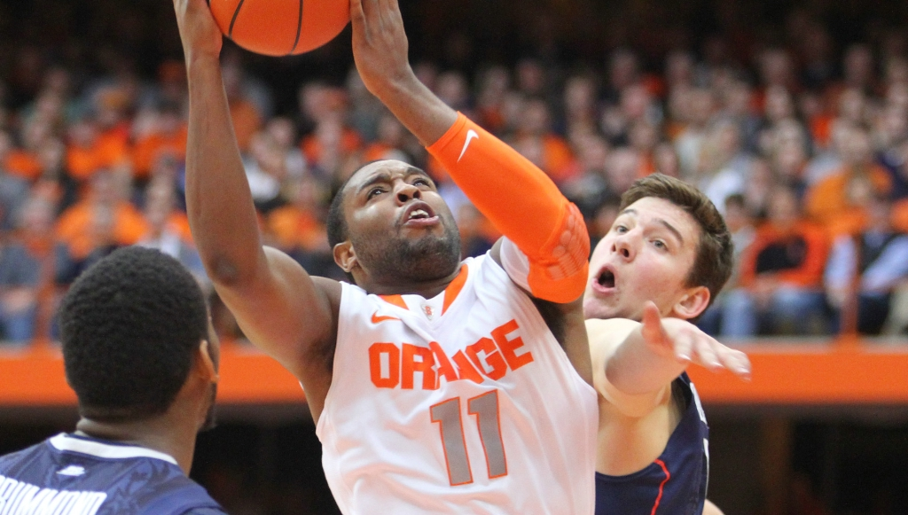 Scoop Jardine Men S Basketball Syracuse University Athletics