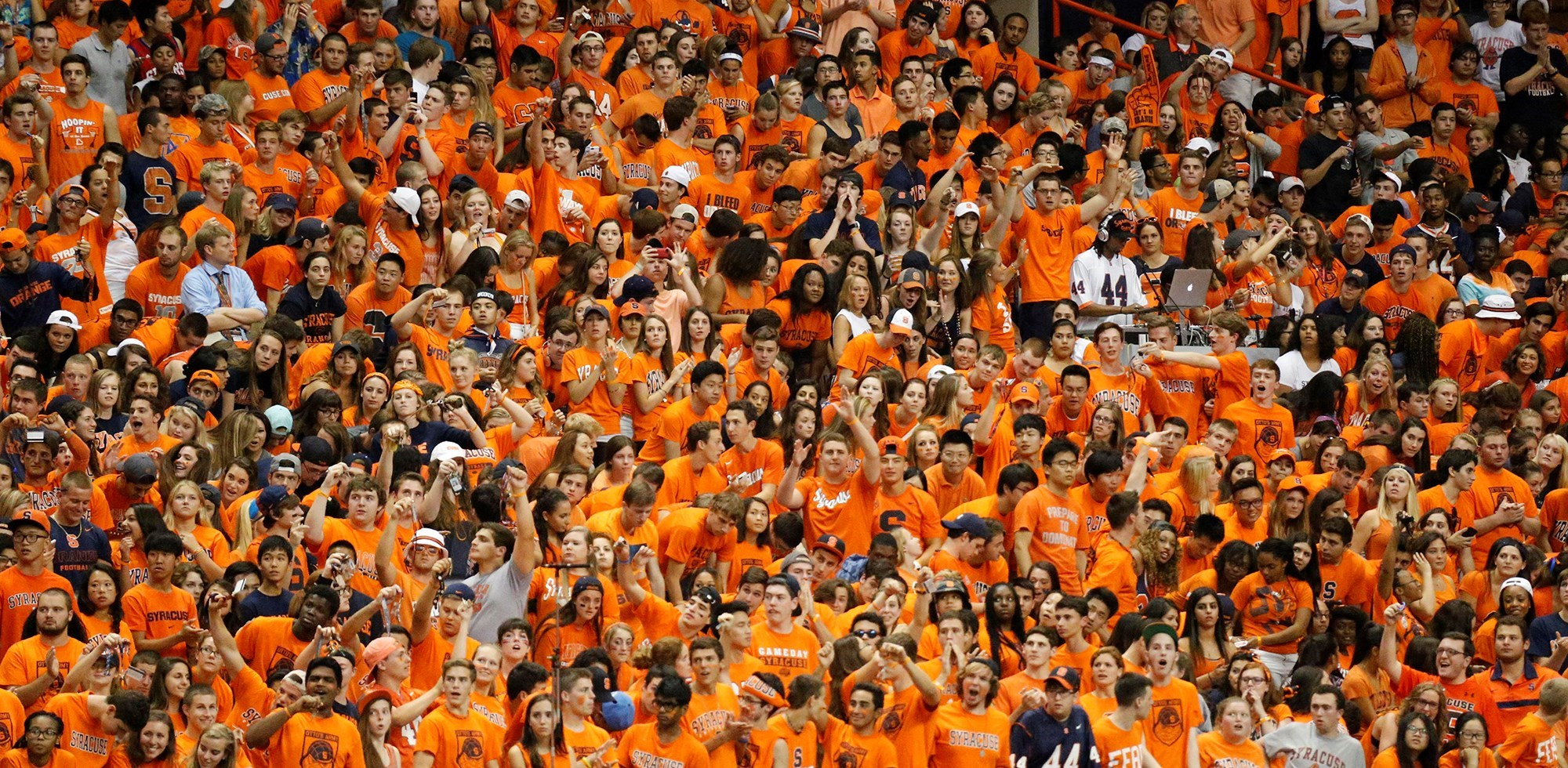 City County Declare Orangeoutweek Syracuse University Athletics