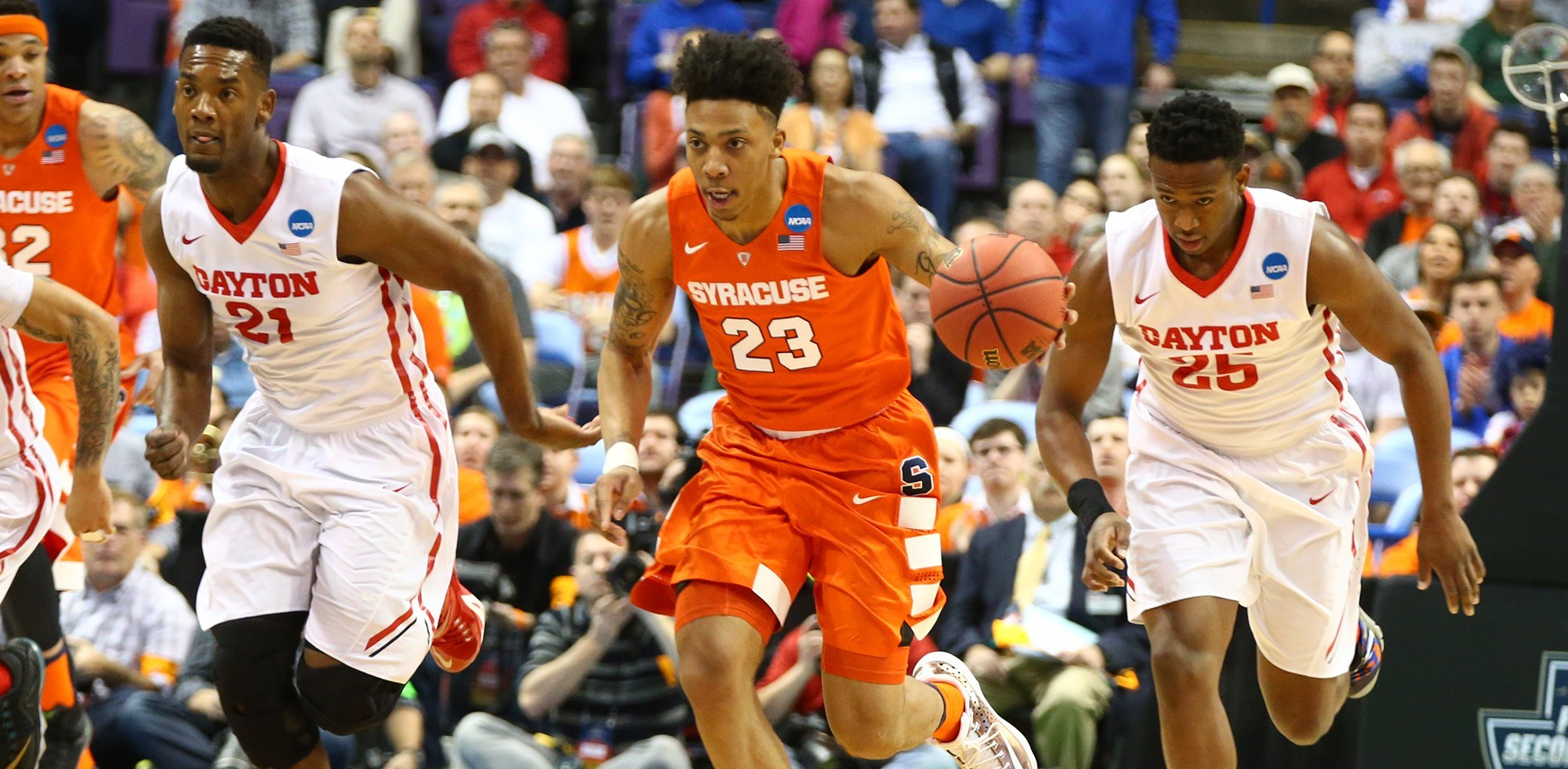 malachi richardson - men's basketball - syracuse university athletics