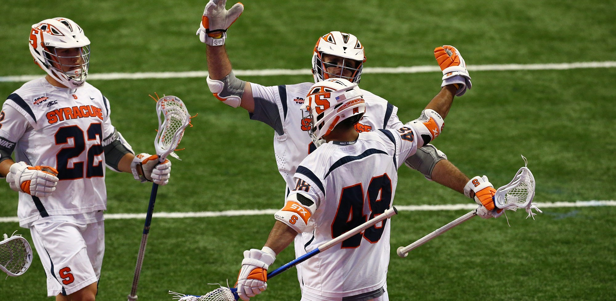 seven home dates highlight 2017 schedule - syracuse university
