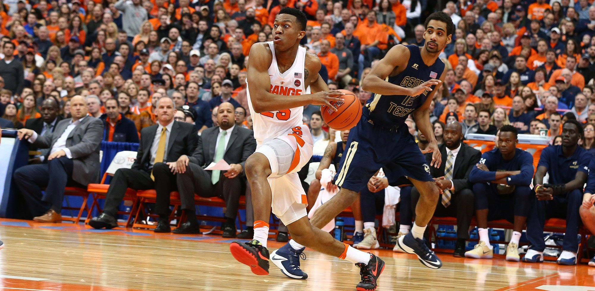 Men S Basketball Single Game Tickets Go On Sale Sept 19 Syracuse