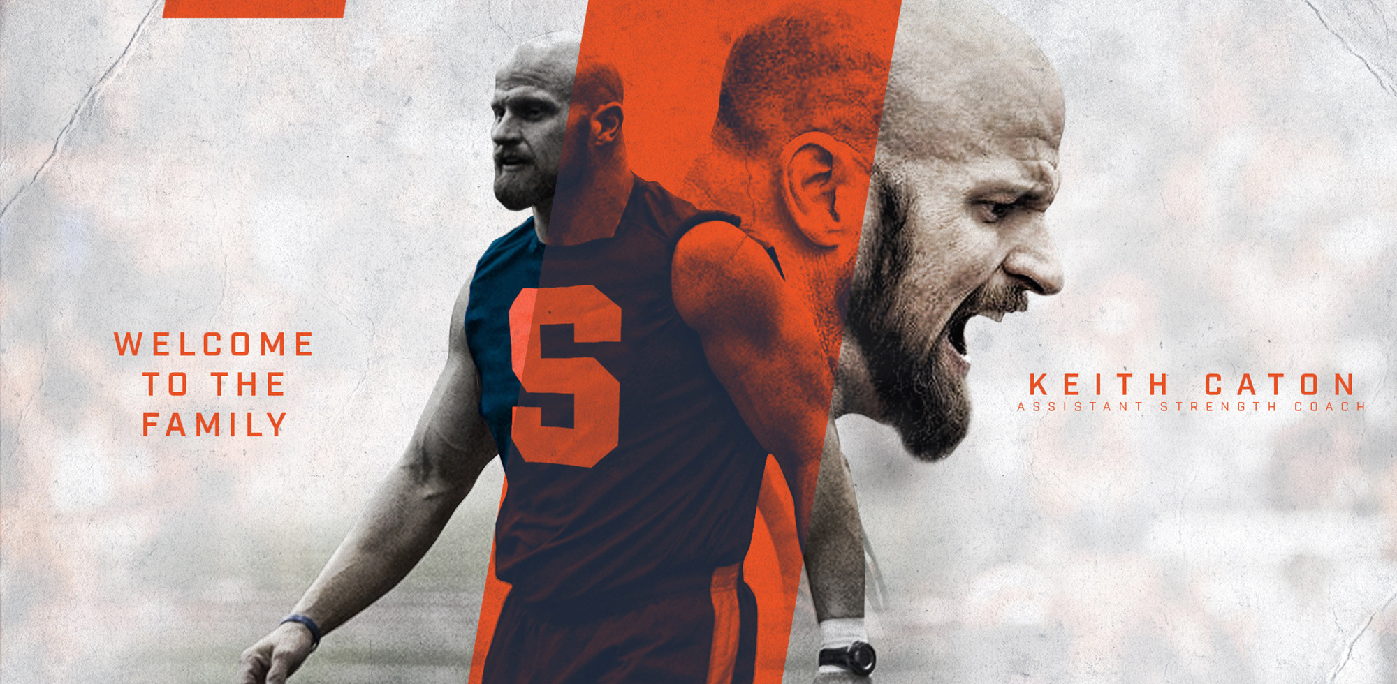Caton Named Assistant Strength Coach For Football Syracuse University