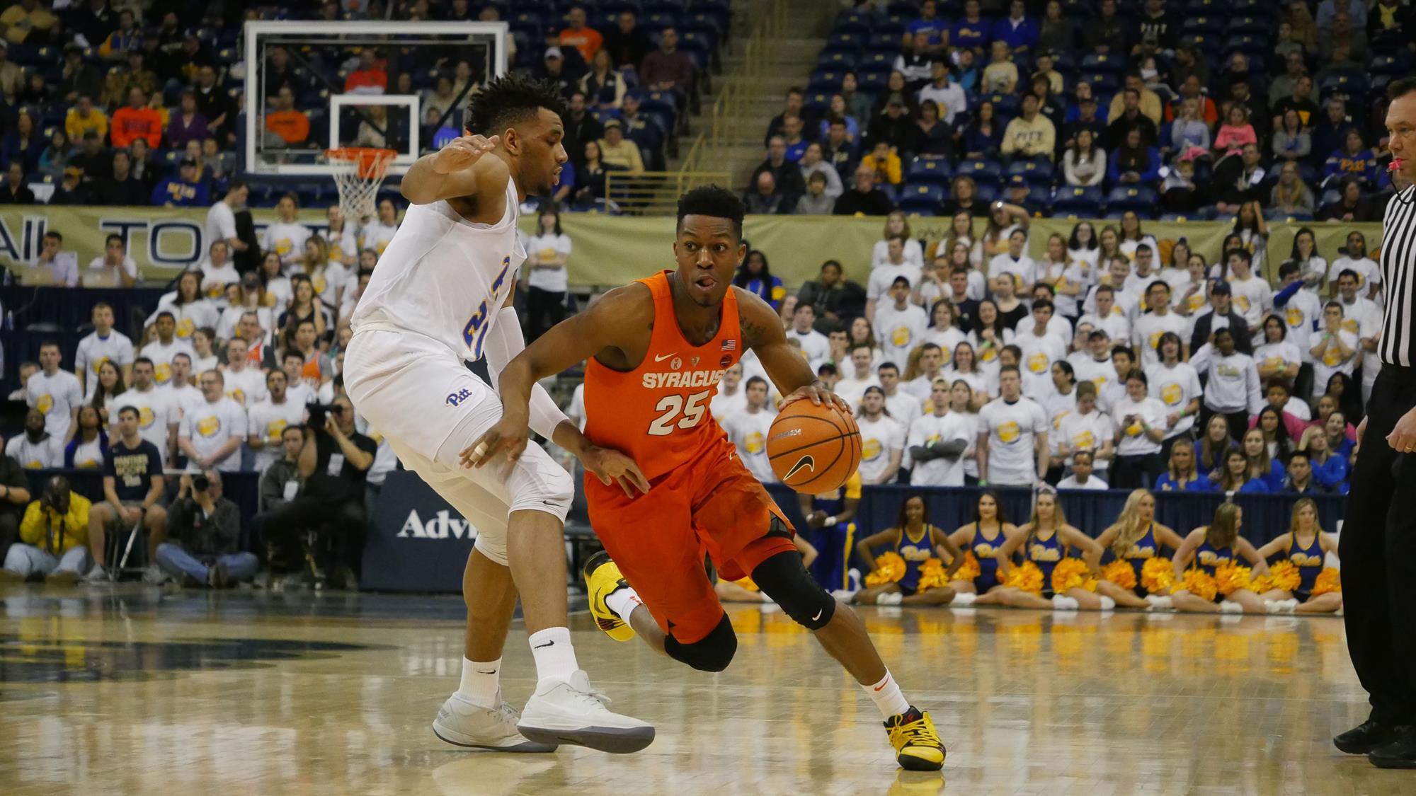 Cuse Travels To Gt Wednesday Syracuse University Athletics