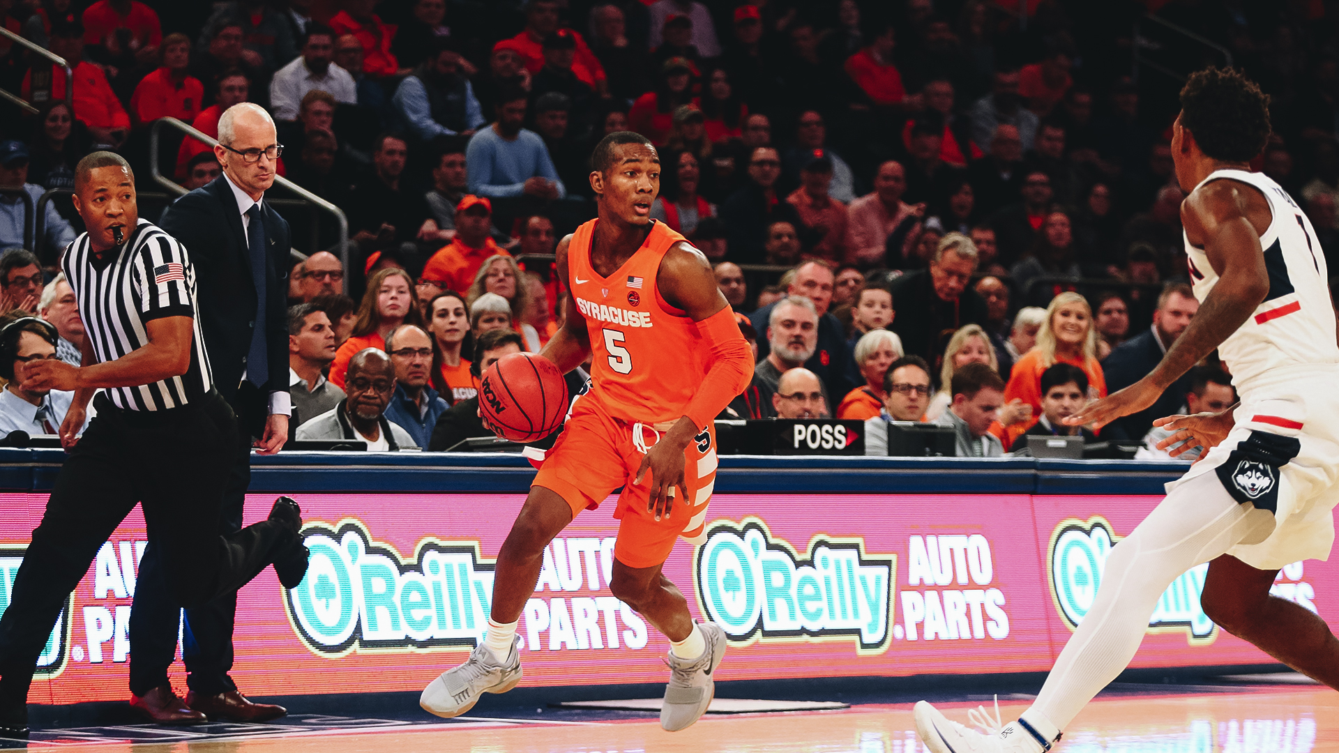 Jalen Carey Men S Basketball Syracuse University Athletics