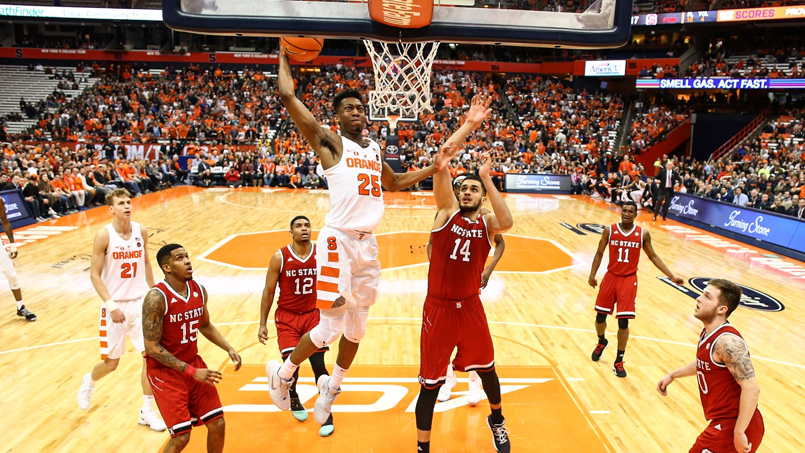 Syracuse Plays At Miami Saturday Syracuse University Athletics