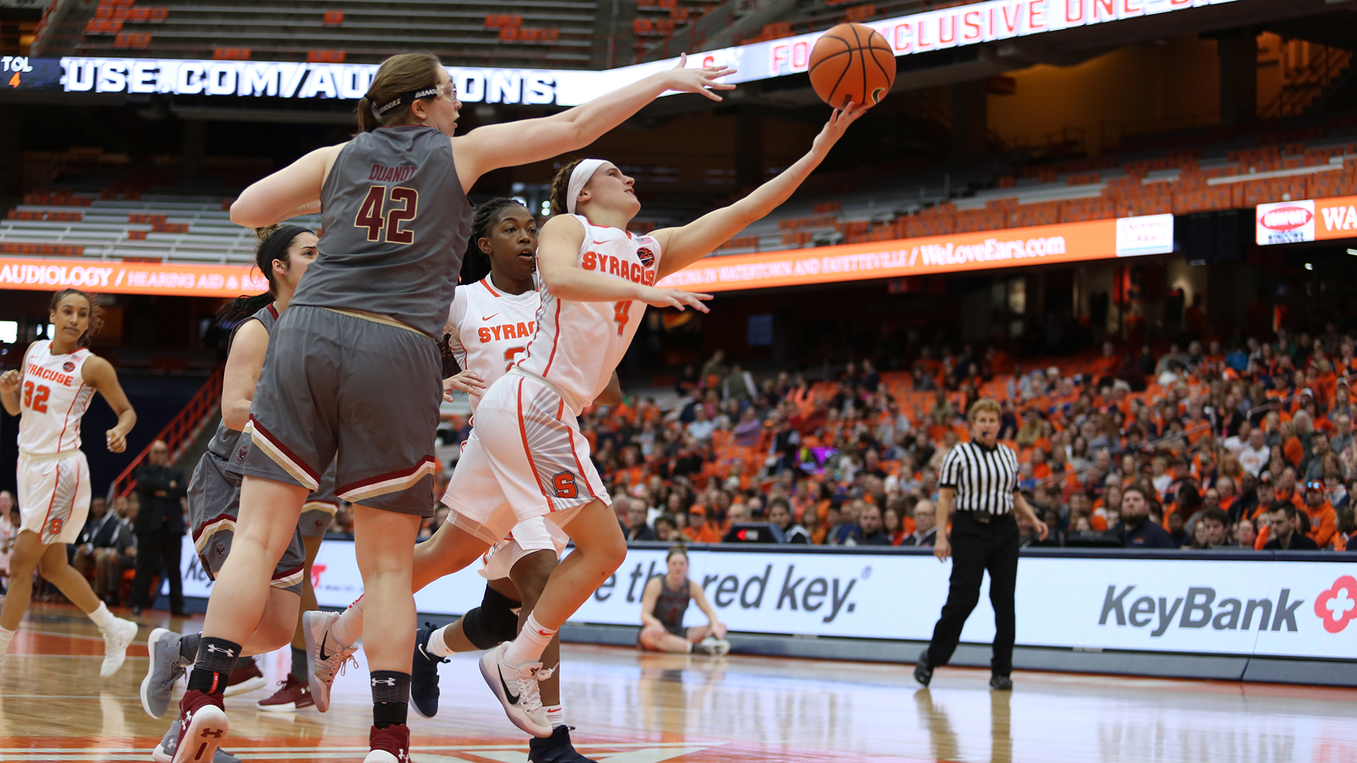 Cuse Defeats Boston College For Fifth Straight Win Syracuse