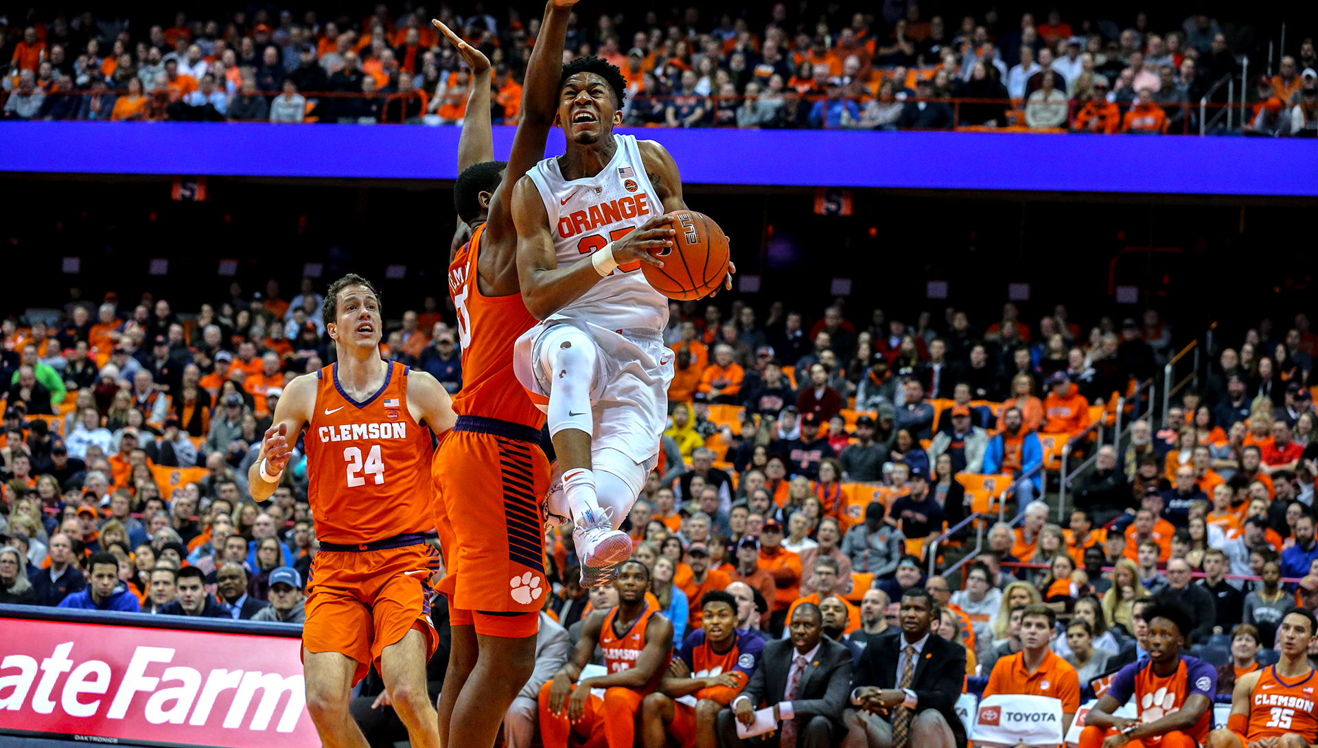 Tyus Battle Men S Basketball Syracuse University Athletics