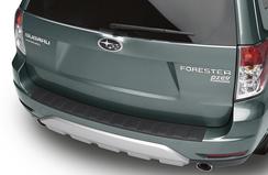 rear bumper coverage