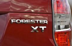 2014 Forester XT