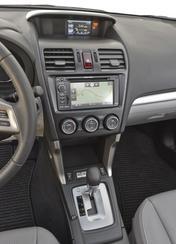 2014 Subaru Forester Detail