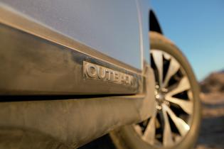 The all-new 2015 Outback. Detail. (April, 2014).