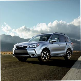 The all-new 2015 Forester