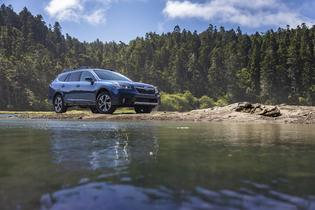 SUBARU OUTBACK NAMED TO GOOD HOUSEKEEPING BEST NEW FAMILY CARS FOR SECOND YEAR IN A ROW