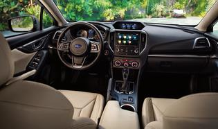 Subaru ImprezaLimited 5dr-Blue 2018