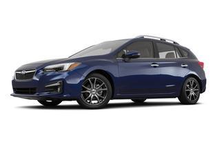 2018 Subaru ImprezaLimited-5dr-blue-studio