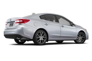 2018 Subaru ImprezaLimited-Sedan-Silver