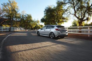 2018 Subaru ImprezaSport-5dr-silver