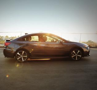 2018 Subaru ImprezaSport-Sedan-grey