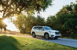 SUBARU OF AMERICA® ANNOUNCES PRICING ON ALL-NEW 2019 ASCENT 3-ROW SUV