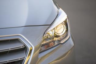 The all-new 2015 Legacy. Exterior. (May, 2014)