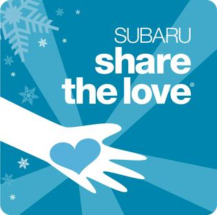 During this year's Share the Love event, from November 16, 2017 to January 2, 2018, Subaru of America will donate $250 for every new Subaru vehicle purchased or leased to the customer's choice of the four national charities. In addition, participating Subaru retailers can select one or two hometown charities from their local community in which customers can direct their support.